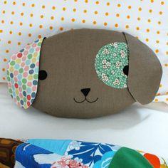 Puppy Pillow Tutorial