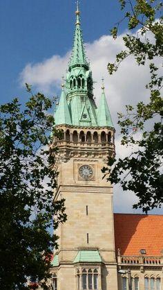 Braunschweig Rathausturm
