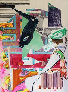 The Quarter Deck (P.P.1) | Frank Stella, The Quarter Deck (P.P.1) (1985-1989)