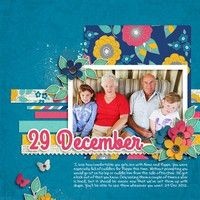 A Project by Digikiwichick from our Scrapbooking Gallery originally submitted 01/10/13 at 02:19 AM