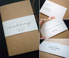 Kathryn Whyte / Design  Illustration / Blog: the Wedding Quote Book