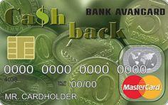 Кредитная карта MasterCard Standard «Cash Back» банка Авангард Card Holder, Soap, Bottle, Cards, Flask, Maps, Playing Cards, Soaps, Jars