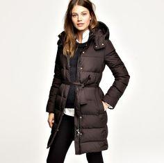 J. Crew Wintress Puffer Coat