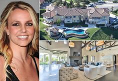 27 Jaw Dropping Celebrity houses - We Hope They Have a Really Good Home Insurance! - Page 2 of 45 - Loan Pride Britney Spears, Celebrity Mansions, Celebrity Houses, Spa Exterior, Household Insurance, Home Insurance Quotes, Insurance House, Beverly Hills, Mortgage Companies