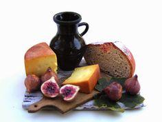:: Crafty :: Clay :: Food - My tiny world: Dollhouse miniatures: 2014/11