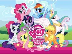 My Little Pony Friendship is Magic: Yes I am a Brony...