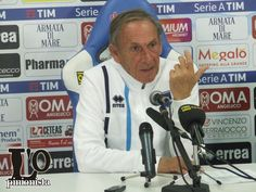 Pescara le parole di Zeman in vista del Chievo: Squadra che vince non si cambia