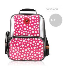 Student's Fashion Plaid Print High-Quality Multifunctional Durable Backpack 11 Patterns