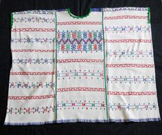 Fiber Arts of the Oaxacan South Coast -  Oaxaca  Mexico regions textiles