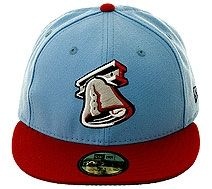 The Clink Room Lehigh Ironpigs Alternate 3 Fitted Hat