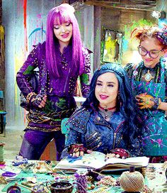 descendants daily