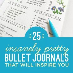 Format: 25 Satisfying Bullet Journal Layouts That'll Soothe Your Soul