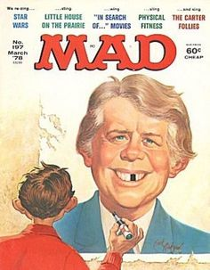 Cover for MAD (EC 1952 serie) #197 - MARCH 1978