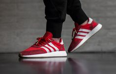 adidas Iniki Runner Boost Navy BB2092 | adidas Iniki Runner Boost Red BB2091
