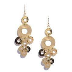 Jewellery & Gifts from Dogeared, Daisy London and more! Daisy London, Jewelry Gifts, Jewellery, You Bag, Drop Earrings, Gold, Jewels, Schmuck, Drop Earring