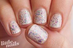 Lush Lacquer Birthday Cake   Little Nails