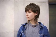 18 Funky Cool Hairstyles 18 Funky Cool Hairstyles Short Funky Hairstyles 6 Quirky Looks To Love Right Now intended for [keyword The post 18 Funky Cool Hairstyles appeared first on Haar. 80s Haircuts, Vintage Hairstyles, Hairstyles With Bangs, Cool Hairstyles, Short Funky Hairstyles, Baddie Hairstyles, Summer Hairstyles, Mullet Haircut, Mullet Hairstyle