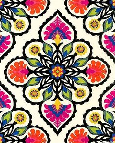 Would love this pattern on some fabric for a sassy accent chair or pillow