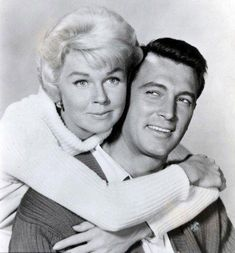 Doris Day and Rock Hudson, i love there movies together!
