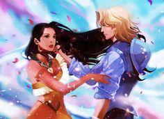 Disney Cast: Genuinamente guerreiras: Pocahontas e Mulan!