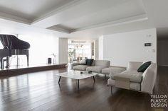 여의도 롯데캐슬 엠파이어 96평 아파트 인테리어 [ 옐로플라스틱/ yellowplastic / 옐로우플라스틱 ] : 네이버 블로그 Dining Bench, Projects, Furniture, Home Decor, Log Projects, Blue Prints, Decoration Home, Table Bench, Room Decor