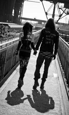 .Punk Couple ( i want oneeee)