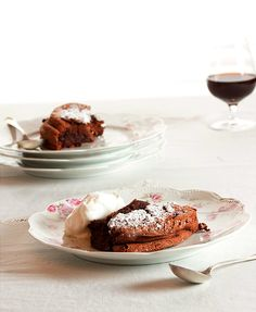 Chocolate Souffle for Valentine's Day: Channel your inner Julia Child