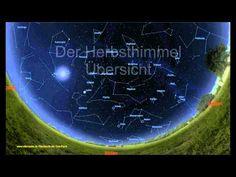 Der Sternenhimmel im Herbst. Video zum Sterne gucken