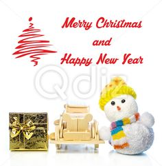 Qdiz Stock Photos | Christmas greeting card,  #auto #automobile #background #box #car #card #celebration #Christmas #classic #closeup #decoration #delivery #doll #eve #figure #fun #funny #gift #gold #greeting #hat #holiday #light #little #Merry #new #old #postcard #present #retro #scarf #small #snowman #toy #traditional #transport #transportation #vehicle #vintage #white #wood #wooden #xmas #year #yellow