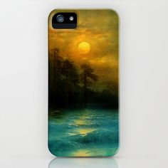 Hope, in the turquoise water. iPhone & iPod Case by Viviana Gonzalez - $35.00