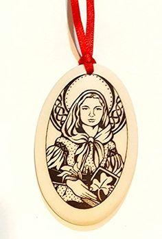 St. Dymphna Ornament, Catholic, Religious, Patron Saint T... https://www.amazon.com/dp/B01LWVJMF1/ref=cm_sw_r_pi_dp_x_sA70zbGCH920V