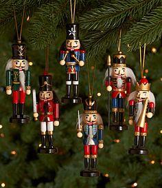 nutcracker ornaments