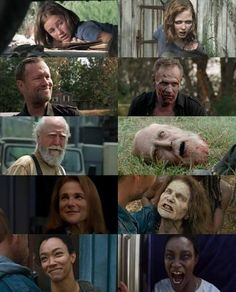 *cries again bc TWD is fucking sad* Carl The Walking Dead, Walking Dead Show, Walking Dead Pictures, Walking Dead Tv Series, Walking Dead Funny, Walking Dead Zombies, The Walkind Dead, Twd Memes, Stuff And Thangs