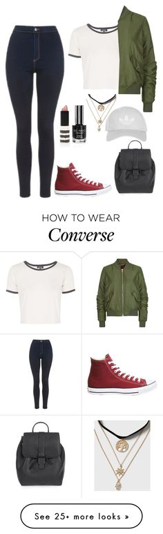 """""""Untitled #802"""" by samantha1-a on Polyvore featuring Topshop"""