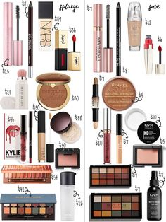 Makeup Dupes Makeup Dupes – A Double Dose Related posts: Splurge or Save? 10 Makeup Dupes and their high-end counterparts. Best Drugstore Makeup Dupes 2019 – Die ultimative Liste Easy Makeup Tips On Train – Makeup Dupes: Drogerie Vs. Rimmel, Maybelline, Best Affordable Makeup Brushes, Best Makeup Products, Beauty Products, Make Up Products, Best Cheap Makeup, Makeup Kit, Makeup Geek
