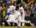 "For Sale: Ryan Braun Milwaukee Brewers 2014 MLB Action Photo (Size: 8"" x 10"") http://sprtz.us/BrewersEBay"