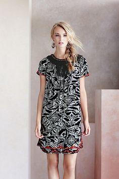 Abelia Dress #anthropologie