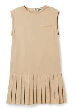 Weekday image 1 of Pandora Dress in Beige