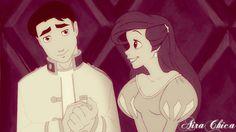 Jim x Ariel ❤