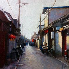 Beijing Hutong, Liza Hirst   Flickr - Photo Sharing!