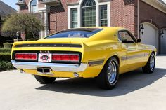 1969 Ford Mustang Shelby GT500 - 428 Cobra Jet