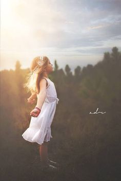 Aelin. Child photography, matte edit, golden hour, natural, unposed Alethia Rains Photography