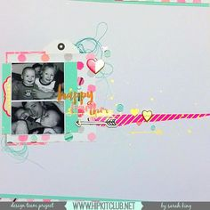 Designer @mother0froyalty is up on our Hipkit FB page with this beautiful LO created with #january2016 kits featuring @cratepaper @maggiehdesign @mymindseyeinc  #hipkits #hipkitclub #january2016 #scrapbook #scrapbooklayout