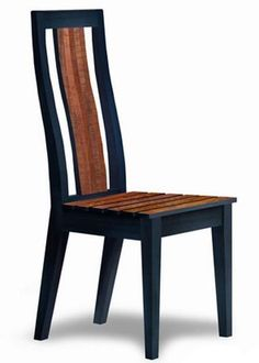 Wood Chair Design #10 - Item # DC06047
