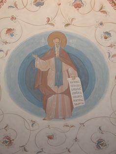 Frescele lui Alexandru Soldatov (Partea a Byzantine Icons, Orthodox Icons, Fresco, Christianity, Workshop, My Arts, Artist, Album, Painting