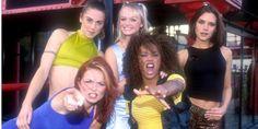 Há 19 anos atrás, Wannabe era #1 nas paradas musicais! - Spice Girls - SpiceGirls.com.br