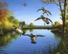 12 beaux tableaux abraham hunter - Page 7