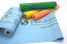 Resistance bands by Vendies4u - freedom of workout equipment for physical therapy or home gym - anywhere & anytime - traveler's lightweight & compact elastic band set - Never miss a workout. Start resistance training NOW without going to gym! Resistance Bands by Vendies4u http://www.amazon.com/dp/B00S43R9KO/ref=cm_sw_r_pi_dp_dUtqwb1G5G85Y