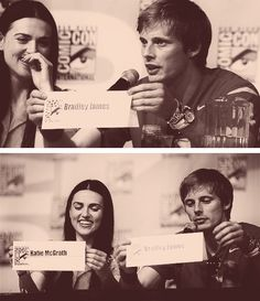 Prince Arthur, Merlin Cast, Lena Luthor, Bradley James, Katie Mcgrath, My Heart Is Breaking, Knights, Otp, Tv Shows