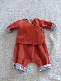 ce30a9426435 76 meilleures images du tableau Couture bébé   Couture enfant ...